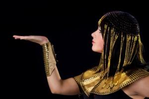 """Cleopatra - """"Queen of Denial""""!!"""